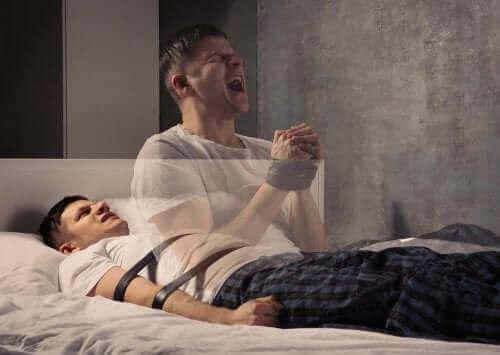 Her er, hvad videnskaben siger om søvnparalyse