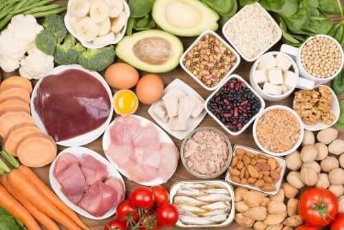 Biotinrige fødevarer fremmer skønhed