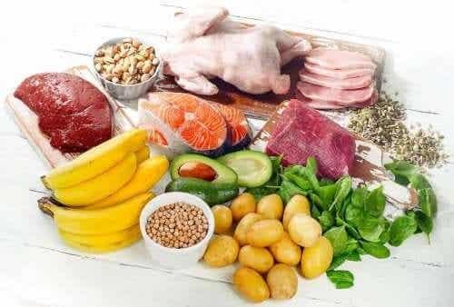 De bedste fødevarekilder til vitamin B