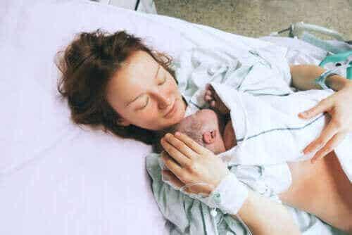 Infektion efter fødsel: En risiko for nybagte mødre