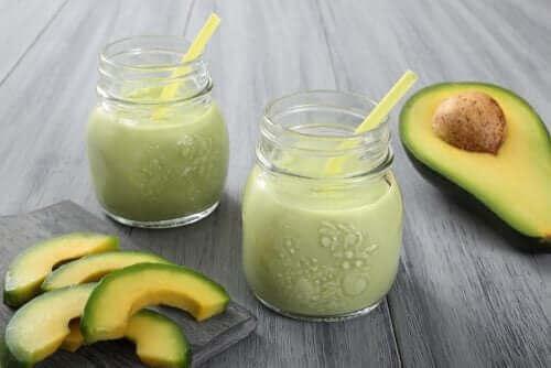 Avocadojuice til at regulere glukoseniveauer