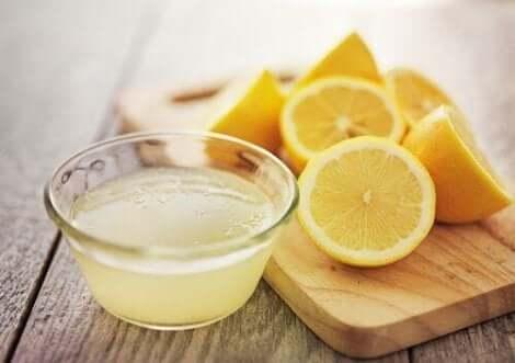 Citronerne her kan bekæmpe oral candidose