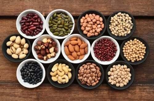 Fødevarekilder til vitamin B
