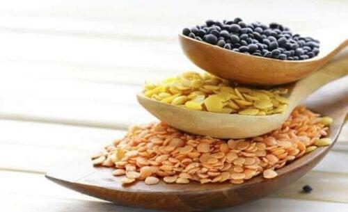 4 kalorierige veganske fødevarer til vægtøgning