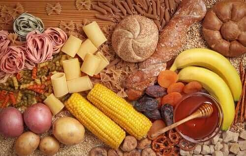 Man kan vælge kulhydrater ud fra disse fødevarer
