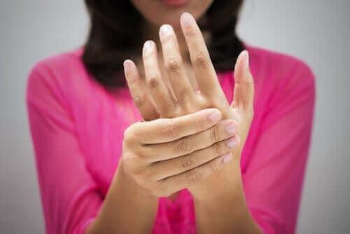 Fem nerver i hænderne, du bør kende til