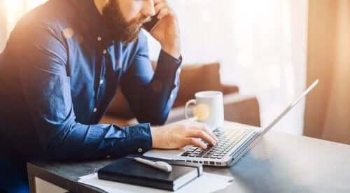 3 metoder til at arbejde effektivt hjemmefra