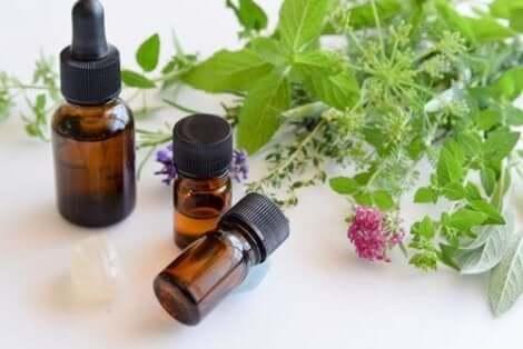 Æteriske olier som denne kan hjælpe mod svamp