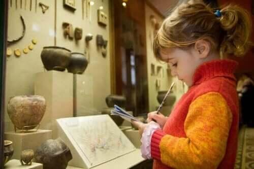 Sådan kan man gøre børn interesserede i museer