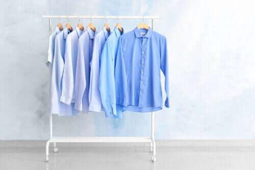 7 tips til at passe på skjorter