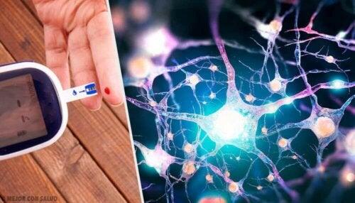 Æteriske olier til neuropati hos patienter med diabetes