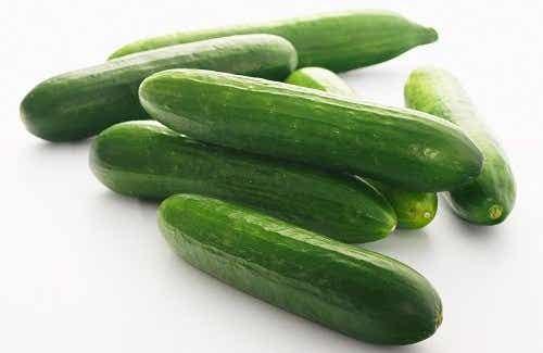 Grunde til, at du skal spise agurker