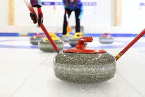 Alt om curling - en vintersport