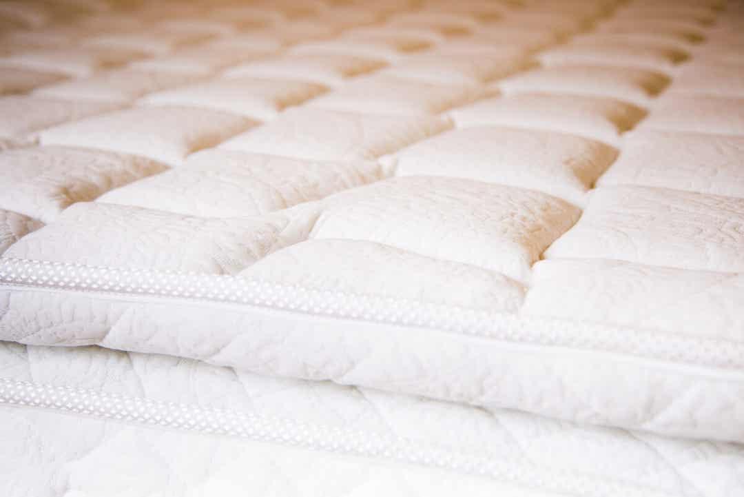 En god madras kan hjælpe med at behandle liggesår