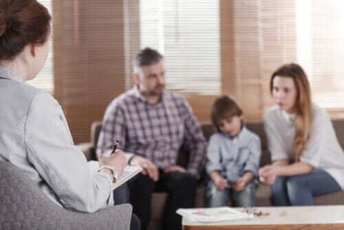 Hvornår er familieterapi nødvendigt?
