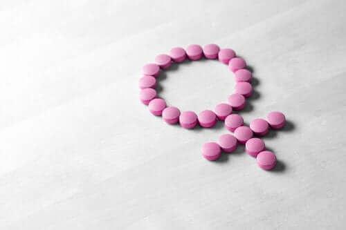 Piller med hormoner