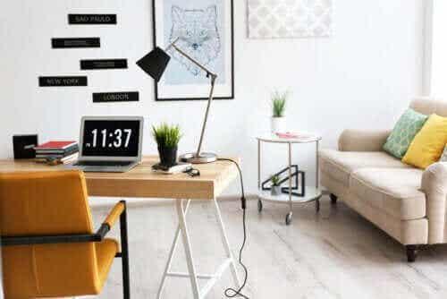 8 indretningstips til kontoret