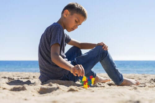 Symptomer på autisme hos børn