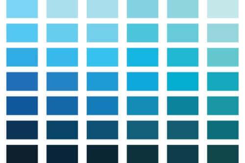 Hvad betyder farven blå inden for psykologi?