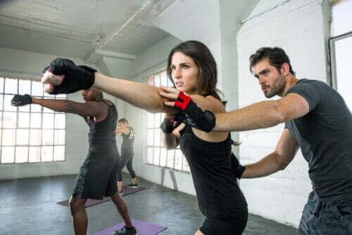 Hvad er fordelene ved fitboxing?