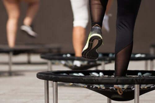 Jumping fitness: Sådan udøves det