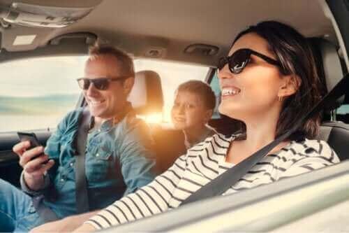 Nyttige tips til en lang køretur