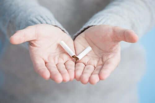 Afhængighed af cannabis og tobak: Hvordan man bekæmper det