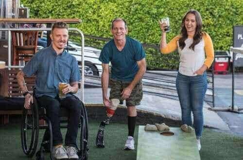 De 6 typer handicap og deres karakteristika