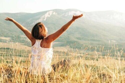 5 grunde til at være lykkelig