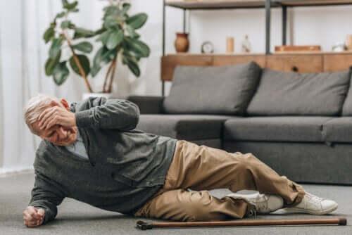 Metoder til at forhindre fald blandt ældre