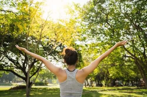 Fordele ved fysisk aktivitet i forbindelse med angst og panik