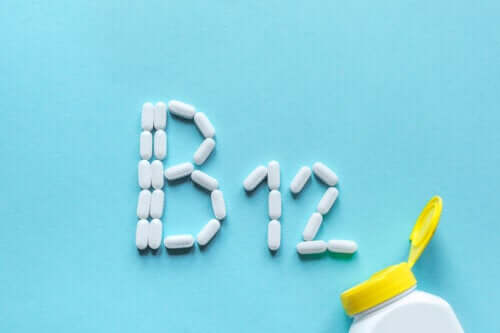 Vitamin B12-tilskud til veganere