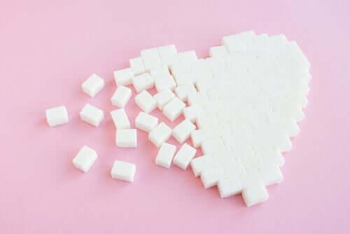 Lær, hvordan sukker kan påvirke hjertet