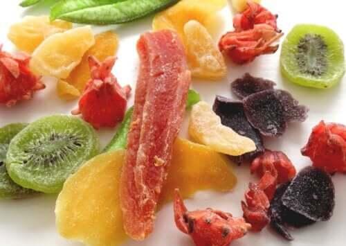 Sådan kan du tørre frugt derhjemme