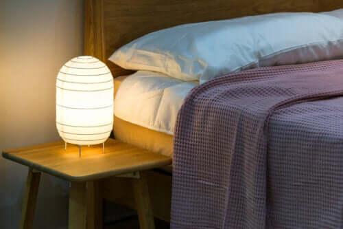 Sådan kan du lave en lampeskærm