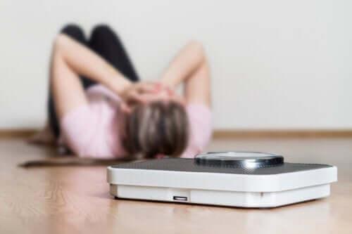 Er du et offer for problemer med vægttab?