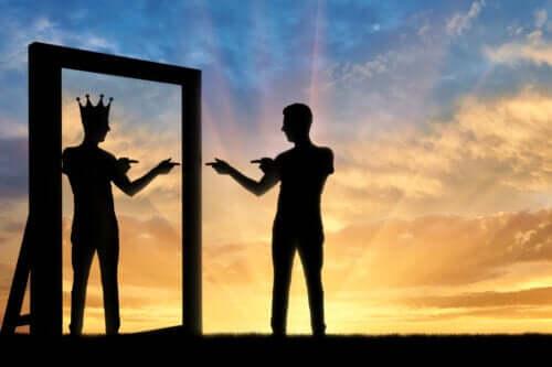 Karakteristika for en egoistisk person