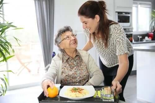 Næringsstoffer til forebyggelse af Alzheimers sygdom