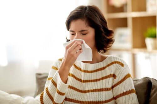 Ved du, hvordan du kan forebygge forkølelse?