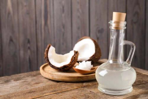 Sundhedsmæssige fordele ved kokosolie