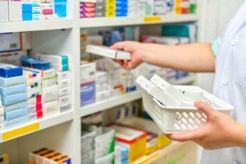 Hvad er de forskellige typer af medicin?