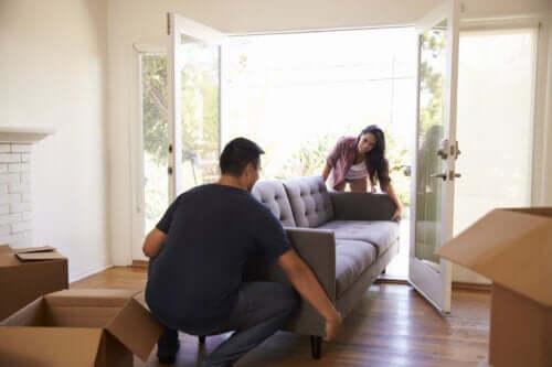 Betydningen af en god sofa derhjemme