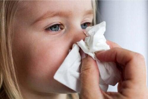 Hvad er næseslim, og hvad gør det?