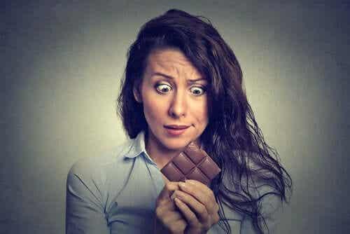 Grunde til, at stress øger appetitten