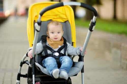 5 tips til at vælge en klapvogn til din baby
