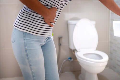Årsagerne til gul diarré
