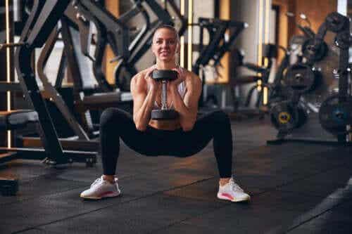 Syv tips til dybere squats