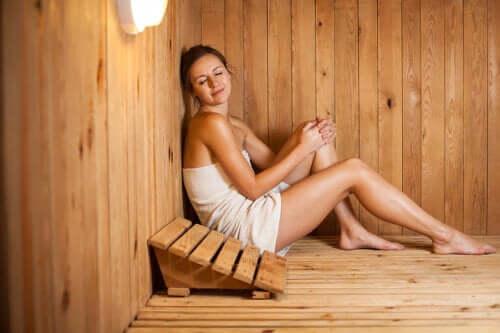 De sundhedsmæssige fordele ved saunaer