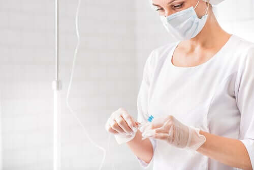 En beskrivelse og karakteristika for en kateterisering