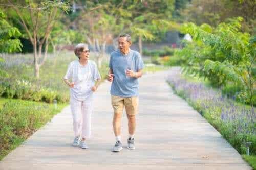 En anbefalet træningsplan til ældre